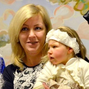 Элиза Гранта побывала в Санкт-Петербурге