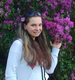 Поездка Алины в Санкт-Петербург