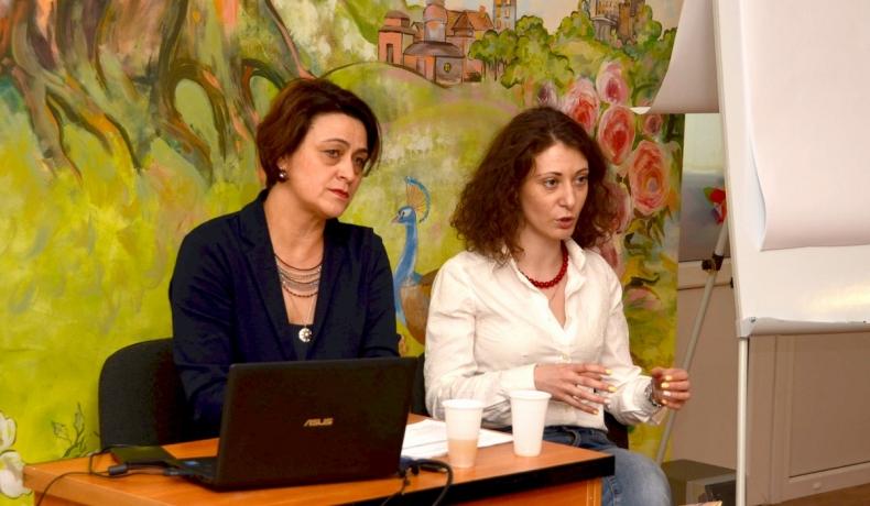 Maija seminārs sv. Sofijas bērnu centrā